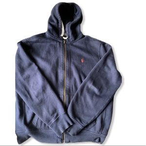 Polo Ralph Lauren sweater with hood